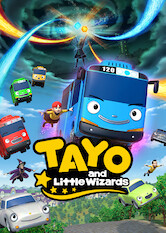 Search netflix Tayo and Little Wizards