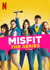 Search netflix Misfit: The Series